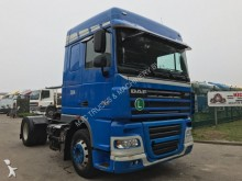 DAF XF 105.410 SC - ALU WHEELS - EURO 5 - BE TRUCK tractor unit