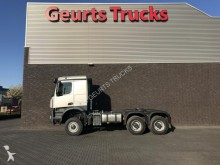 tracteur Mercedes 3345 AS 6X6 TREKKER