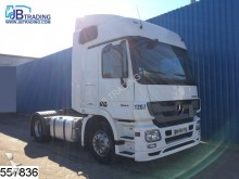Mercedes Actros 1844 EURO 5, Airco, Automatic 12, Power s tractor unit