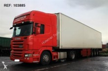 Scania R400 tractor unit