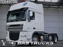 DAF XF105.460 SSC 6X2 Manual Lift+Lenkachse Euro 5 tractor unit