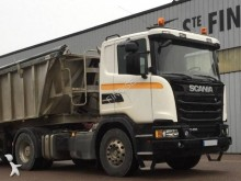 Scania G 490 tractor unit