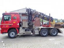 tracteur Mercedes 2655 6x4 / Klima / Retarder