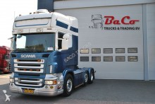 Scania R 560 TL 6x2/4 - MANUAL - ETADE - AI SUSPENS tractor unit