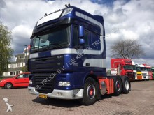 DAF XF105 460 6x2 Dutch truck tractor unit