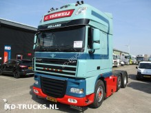 DAF XF 105 460 FTG E5 Manual tractor unit
