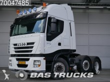 tracteur Iveco Stralis AS440S50 6X2 Manual Lift+Lenkachse Euro