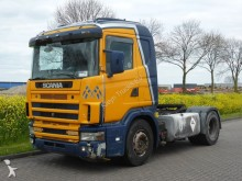 Scania R124.400 MANUAL tractor unit