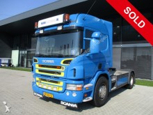 Scania P 380 A Highline 4X2 tractor unit