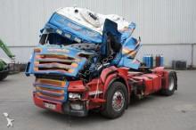 Scania R580 Topline Manual Retarder Euro 3 2006 tractor unit