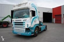 Scania R500 Topline Retarder Euro 3 Old Tacho 2006 tractor unit
