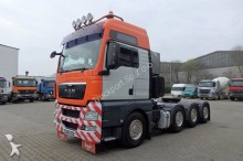 MAN exceptional transport tractor unit