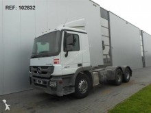 Mercedes ACTROS 2641 6X4 EPS FULL STEEL HUB REDUCTION tractor unit