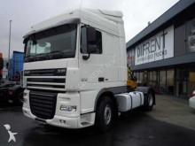 DAF FT XF 105 460 SPACE CAB ATE tractor unit