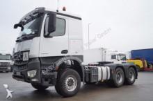 cabeza tractora Mercedes 2648 S 6x4 / Retarder/Kipphydraulik/Euro6