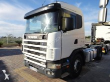 cabeza tractora Scania L 124L420
