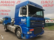 cabeza tractora DAF XF 95 480 - EURO 2 - HYDRAULIC - FRENCH TRUCK !!