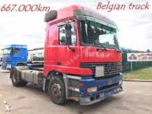 tracteur Mercedes Actros 1840 - EPS - A/C - HYDRAULICS - 667.000km