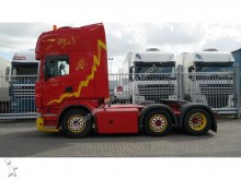 cabeza tractora Scania R 480 6X2 MANUAL GEABOX TOPLINE