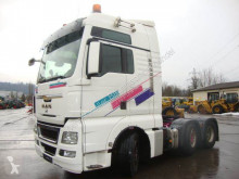 MAN TGX 26.480 XXL EEV Intarder Standklima 6x2 Top tractor unit