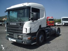 Scania P124 360 tractor unit