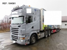 Scania R560 - SOON EXPECTED - V8 TOPLINE RETARDER EURO 5 tractor unit