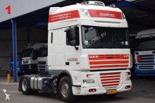 cap tractor DAF XF 105 - 460 / Euro 5 / Standclima / Super Space
