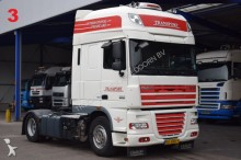 cap tractor DAF XF 105 - 460 / ATE Euro 5 / Standclima / Super S