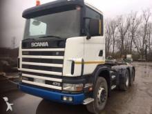 tracteur Scania 124C 470