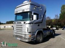 cabeza tractora Scania L 164L580