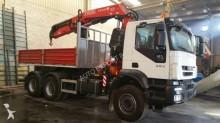 cabeza tractora Iveco Trakker 360