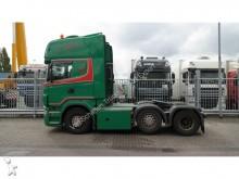 cabeza tractora Scania R 480 6X2 TOPLINE EUO5 3 PEDALS