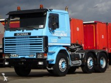 Scania 143 V8 400 6X2 ONLY 228.000KM! tractor unit