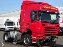 Scania R480 RETARDER EURO 5 DAMAGED tractor unit