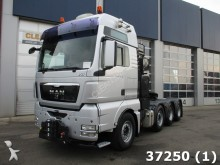 tracteur MAN TGX 41.680 8x4 BLS Euro 5 V8 WSK 250 TON Push an