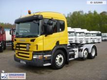cabeza tractora Scania P 400 6X2 RHD + comressor