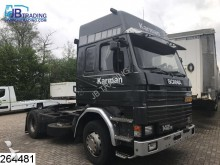 Scania 142 Manual tractor unit