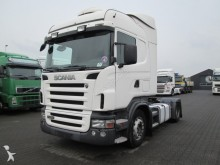 Scania R420 highline Manual Gearbox Retarder tractor unit