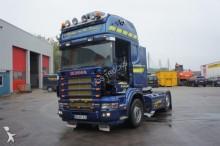 Scania 164-580 Topline Retarder Hydraulics tractor unit