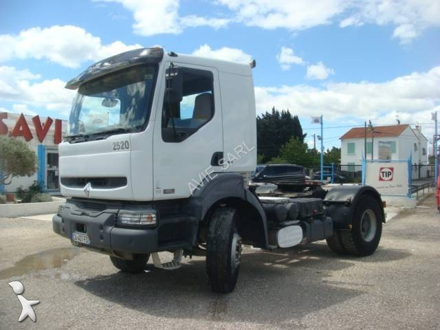 tracteur renault standard kerax 420 euro 3 syst me hydraulique occasion n 2013582. Black Bedroom Furniture Sets. Home Design Ideas