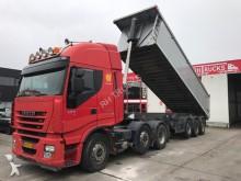 cabeza tractora Iveco AS440S45 MET LANGENDORF KIEPER 27M3