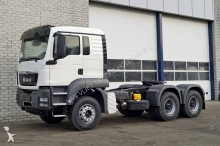 MAN TGS 33 480 BBS-WW (24 units) tractor unit