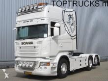 cabeza tractora Scania R500 6X2 TOPLINE XL / LONGLINE EURO 5