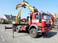 Iveco 420E44W 6x6 Effer 43 tractor unit