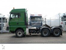 cabeza tractora MAN TGX 33.540 6x4 only 62000km ! RETARDER MANUAL GE