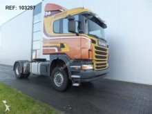 cabeza tractora Scania G480 HUB REDUCTION EURO 5