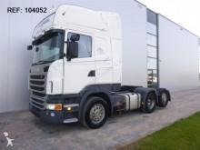 Scania R480 RETARDER EURO 5 tractor unit