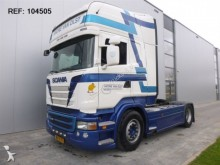 Scania R440 EURO 6 WITH AD BLUE tractor unit