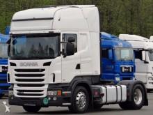Scania R 440 / TOPLINE /RETARDER / /PEŁNY ADR / tractor unit