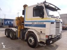 cabeza tractora Scania H 143 400